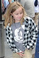 www.acepixs.com<br /> September 14, 2017 New York City<br /> <br /> Vivienne Jolie-Pitt seen on September 14, 2017 in New York City.<br /> <br /> Credit: Kristin Callahan/ACE Pictures<br /> <br /> <br /> Tel: (646) 769 0430<br /> e-mail: info@acepixs.com