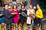 At the launch of the Connect Ladies Lunch and Fashion afternoon in the Ashe Hotel on Tuesday and the event will be held in the Ashe Hotel on Sunday, November 25th. <br /> L-r, Ruth O&rsquo;Sullivan, Aoife Hickey, Mags Kissane, Cllr: Toireasa Ferris and Catherine Keane.