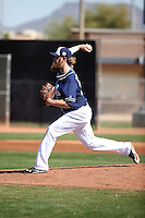 Andrew Cashner - San Diego Padres 2016 spring training (Bill Mitchell)