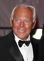 Georgio Armani, 2008, Photo By John Barrett/PHOTOlink