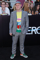 """WESTWOOD, LOS ANGELES, CA, USA - MARCH 18: Junkie XL, Tom Holkenborg at the World Premiere Of Summit Entertainment's """"Divergent"""" held at the Regency Bruin Theatre on March 18, 2014 in Westwood, Los Angeles, California, United States. (Photo by Xavier Collin/Celebrity Monitor)"""