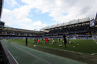 Pictured: A general view of Stamford Bridge. Saturday 17 September 2011<br />