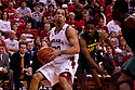 23 November 2011: Bo Spencer #23 of the Nebraska Cornhuskers goes for a shot during the second half against the Oregon Ducks at the Devaney Sports Center in Lincoln, Nebraska. Oregon defeated Nebraska 83 to 76.