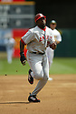 Vladimir Guerrero, of the Los Angeles Angels, in action against the Oakland A's during their game on April 22, 2006...Angels win 5-4..Rob Holt / SportPics