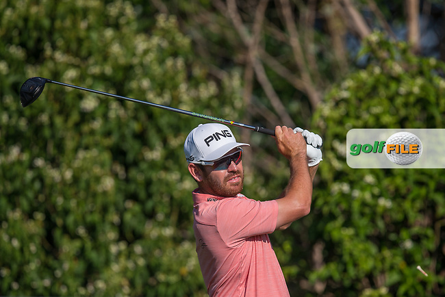 Louis Oosthuizen (RSA) during the 1st round of the Alfred Dunhill Championship, Leopard Creek Golf Club, Malelane, South Africa. 13/12/2018<br /> Picture: Golffile | Tyrone Winfield<br /> <br /> <br /> All photo usage must carry mandatory copyright credit (© Golffile | Tyrone Winfield)