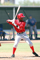 Ryan Bolden - Los Angeles Angels - 2010 Instructional League.Photo by:  Bill Mitchell/Four Seam Images..