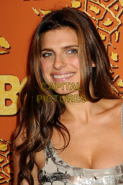 LAKE BELL.HBO's 2010 67th Golden Globe Awards Post Party held at the Beverly Hilton Hotel, Beverly Hills, California, USA. .January 17th, 2009 .globes headshot portrait grey gray silver .CAP/ADM/BP.©Byron Purvis/Admedia/Capital Pictures