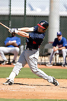 Jason Kipnis - Cleveland Indians 2009 Instructional League.Photo by:  Bill Mitchell/Four Seam Images..