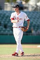 Justin DeFratus - Mesa Solar Sox - 2010 Arizona Fall League.Photo by:  Bill Mitchell/Four Seam Images..