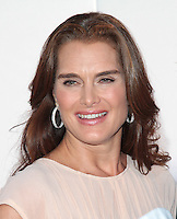 HOLLYWOOD, CA - AUGUST 02: Brooke Shields at the 'The Campaign' film premiere at Grauman's Chinese Theatre on August 2, 2012 in Hollywood, California. &copy;&nbsp;mpi21/MediaPunch Inc. /NortePhoto.com<br />