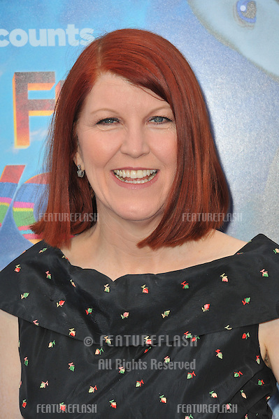 "Kate Flannery at the world premiere of ""Happy Feet Two"" at Grauman's Chinese Theatre, Hollywood..November 13, 2011  Los Angeles, CA.Picture: Paul Smith / Featureflash"
