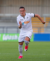 Connor Roberts of Swansea City during the 2017/18 Pre Season Friendly match between Barnet and Swansea City at The Hive, London, England on 12 July 2017. Photo by Andy Rowland.