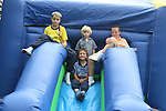 Bobby Jo Thornton, Christian Quinn, PJ McGuinness and Jimmy Mulroy at the Annual Family Fun Day in 5 Oaks...Photo NEWSFILE/Jenny Matthews.(Photo credit should read Jenny Matthews/NEWSFILE)....This Picture has been sent you under the condtions enclosed by:.Newsfile Ltd..The Studio,.Millmount Abbey,.Drogheda,.Co Meath..Ireland..Tel: +353(0)41-9871240.Fax: +353(0)41-9871260.GSM: +353(0)86-2500958.email: pictures@newsfile.ie.www.newsfile.ie.FTP: 193.120.102.198.