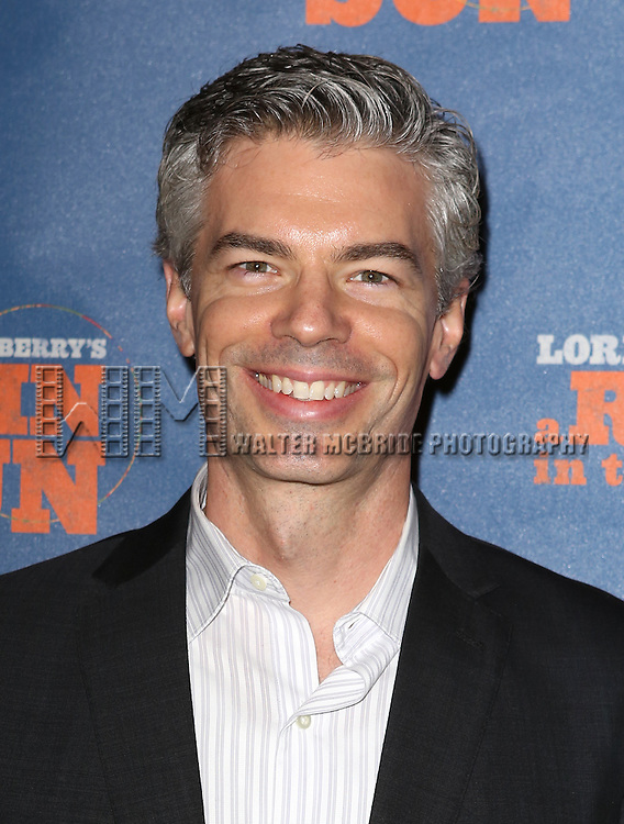 "Thomas Michael Hammond attends the Broadway Opening Night After Party for  ""A Raisin In The Sun"" at Tribeca Rooftop on April 3, 2014 in New York City."