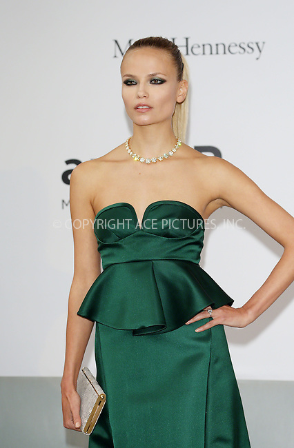ACEPIXS.COM<br /> <br /> May 21 2014, Cannes<br /> <br /> Natasha Poly arriving at amfAR's 21st Cinema Against AIDS Gala during the 67th Cannes International Film Festival at Hotel du Cap-Eden-Roc on May 21 2014 in Cap d'Antibes, France<br /> <br /> By Line: Famous/ACE Pictures<br /> <br /> ACE Pictures, Inc.<br /> www.acepixs.com<br /> Email: info@acepixs.com<br /> Tel: 646 769 0430