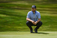 Tyrrell Hatton (ENG) waits to putt on 11 during round 2 of the World Golf Championships, Mexico, Club De Golf Chapultepec, Mexico City, Mexico. 2/22/2019.<br /> Picture: Golffile | Ken Murray<br /> <br /> <br /> All photo usage must carry mandatory copyright credit (&copy; Golffile | Ken Murray)
