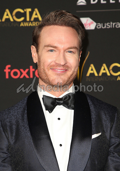 05 January 2018 - Hollywood, California - Josh Lawson. 7th AACTA International Awards held at Avalon Hollywood. Photo Credit: F. Sadou/AdMedia