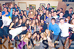 Avril Moore and Emily Coughlan celebrated their 18th bityhdays with a joint party with family and friends at Dowdies bar on Saturday night.