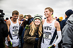 _E2_7021<br /> <br /> 16X-CTY Nationals<br /> <br /> Men's Team finished 7th<br /> Women's team finished 10th<br /> <br /> LaVern Gibson Cross Country Course<br /> Terre Houte, IN<br /> <br /> November 19, 2016<br /> <br /> Photography by: Nathaniel Ray Edwards/BYU Photo<br /> <br /> &copy; BYU PHOTO 2016<br /> All Rights Reserved<br /> photo@byu.edu  (801)422-7322<br /> <br /> 7021