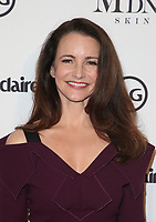 WEST HOLLYWOOD, CA - JANUARY 11: Kristin Davis, at Marie Claire's Third Annual Image Makers Awards at Delilah LA in West Hollywood, California on January 11, 2018. Credit: Faye Sadou/MediaPunch