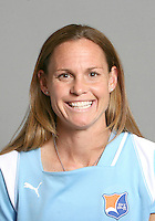 Christie Rampone. Sky Blue Head Shots, March 13, 2009.