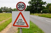 Norfolk Road Signs