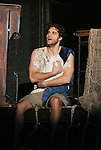 Josh A. Davis - Odysseus - Dress Rehearsal of Odyssey - The Epic Musical  on October 21, 2011 at the American Theatre of Actors, New York City, New York. (Photo by Sue Coflin/Max Photos)
