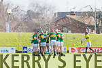 Kerry Hurlers at Kerry v Westmeath at Austin Stack Park on Sunday