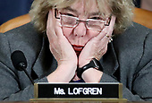 United States Representative Zoe Lofgren (Democrat of California) listens as constitutional scholars testify before the US House Judiciary Committee in the Longworth House Office Building on Capitol Hill December 4, 2019 in Washington, DC. This is the first hearing held by the House Judiciary Committee in the impeachment inquiry against U.S. President Donald Trump, whom House Democrats say held back military aid for Ukraine while demanding it investigate his political rivals. The Judiciary Committee will decide whether to draft official articles of impeachment against President Trump to be voted on by the full House of Representatives. <br /> Credit: Drew Angerer / Pool via CNP