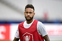 24th July 2020, Stade de France, Paris, France; French football Cup Final, Paris Saint Germain versus  St Ertienne;  During the warm up period, 10 NEYMAR JR (PSG)