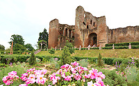 JUN 16 Kenilworth Castle & Gardens