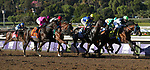 November 1, 2019: Storm the Court, ridden by Flavien Prat, wins the TVG Breeders' Cup Juvenile on Breeders' Cup World Championship Friday at Santa Anita Park on November 1, 2019: in Arcadia, California. Casey Phillips/Eclipse Sportswire/CSM