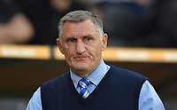 Blackburn Rovers' Manager Tony Mowbray<br /> <br /> Photographer Dave Howarth/CameraSport<br /> <br /> The Premier League - Hull City v Blackburn Rovers - Tuesday August 20th 2019  - KCOM Stadium - Hull<br /> <br /> World Copyright © 2019 CameraSport. All rights reserved. 43 Linden Ave. Countesthorpe. Leicester. England. LE8 5PG - Tel: +44 (0) 116 277 4147 - admin@camerasport.com - www.camerasport.com