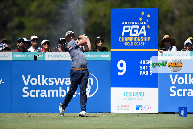 Cameron Smith (AUS) during the 3rd round of the Australian PGA Championship, Royal Pines Resort Golf Course, Benowa, Queensland, Australia. 01/12/2018<br /> Picture: Golffile | Anthony Powter<br /> <br /> <br /> All photo usage must carry mandatory copyright credit (&copy; Golffile | Anthony Powter)