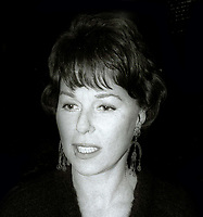 Bess Myerson 1981<br /> Photo By Adam Scull/PHOTOlink.net