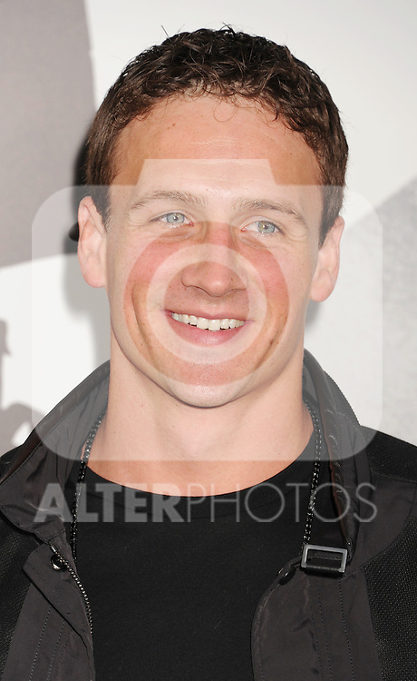 HOLLYWOOD, CA - AUGUST 15: Ryan Lochte arrives at the 'The Expendables 2' - Los Angeles Premiere at Grauman's Chinese Theatre on August 15, 2012 in Hollywood, California. /NortePhoto.com....**CREDITO*OBLIGATORIO** ..*No*Venta*A*Terceros*..*No*Sale*So*third*..*** No Se Permite Hacer Archivo**..*No*Sale*So*third*