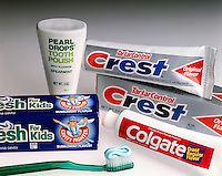 TOOTHPASTE<br />