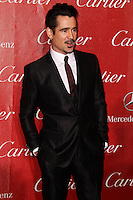 PALM SPRINGS, CA - JANUARY 04: Colin Farrell arriving at the 25th Annual Palm Springs International Film Festival Awards Gala held at Palm Springs Convention Center on January 4, 2014 in Palm Springs, California. (Photo by Xavier Collin/Celebrity Monitor)