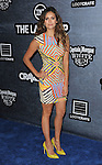 Nina Dobrev arriving at the The Last Ship Comic-Con 2014 Party held on the USS Midway in San Diego, Ca. July 25, 2014.