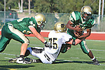 10-27-11 Peninsula vs Mira Costa Junior Varsity football