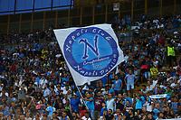 Tifosi del Napoli, fans, supporters<br /> Napoli 16-08-2017 Stadio San Paolo <br /> Napoli - Nice <br /> Uefa Champions League 2017/2018 Play Off <br /> Foto Cesare Purini Insidefoto