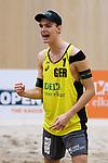 05.01.2019, Den Haag, Sportcampus Zuiderpark<br />Beachvolleyball, FIVB World Tour, 2019 DELA Beach Open<br /><br />Jubel Julius Thole (#1)<br /><br />  Foto © nordphoto / Kurth