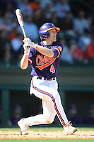 John Hinson (Third Baseman) Clemson Tigers (Photo by Tony Farlow/Four Seam Images)