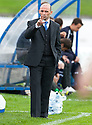 Cowdenbeath manager Colin Cameron.