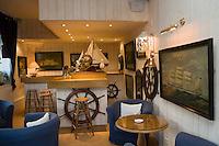 Europe/France/Normandie/Haute-Normandie/76/Seine-Maritime/Le Havre: Hotel Vent d'Ouest  4 rue de Caligny -Détail des salons