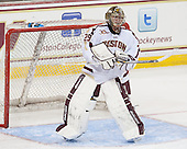 Brad Barone (BC - 29) - The Boston College Eagles defeated the visiting St. Francis Xavier University X-Men 8-2 in an exhibition game on Sunday, October 6, 2013, at Kelley Rink in Conte Forum in Chestnut Hill, Massachusetts.