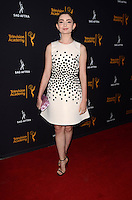 Emily Robinson<br /> at the Television Academy and SAG-AFTRA Host 4th Annual Dynamic &amp; Diverse Celebration, Saban Media Center, North Hollywood, CA 08-25-16<br /> Dave Edwards / MediaPunch