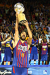 FC Barcelona Regal vs R. Madrid: 73-69 - League ACB-Endesa 2011/12 - Game: 47.