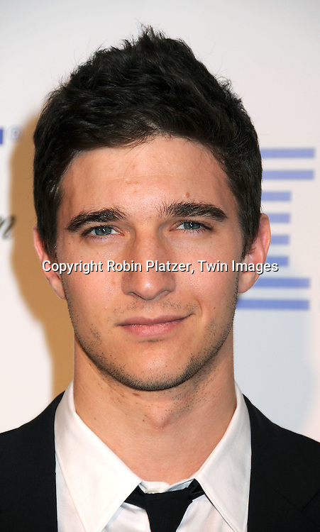 "Jake Silbermann of ""As The World Turns"" posing for photographers at the 19th Annual GLAAD Media Awards on March 17, 2008 at The Marriott Marquis Hotel in New York City. ..Robin Platzer, Twin Images"