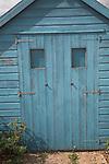 Blue hut, Felixstowe Ferry, Suffolk